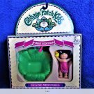 cabbage patch first edition deluxe miniature bathtub.  1984