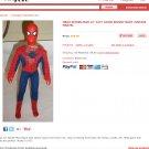 """1977 spider man. 12"""""""