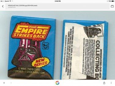 1981 Empire Strikes Back