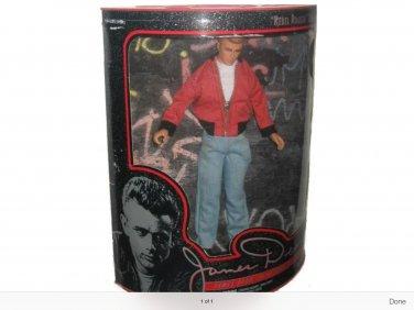 """1994.  James Dean rebel rouser 12"""" doll."""