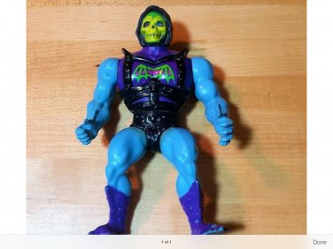 1985 masters of the universe skeleor
