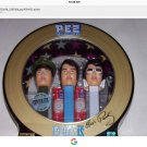 Elvis presley cd pez collection