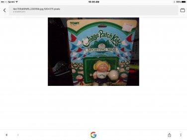 1985 original cabbage patch kid