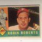 Robin Roberts baseball card