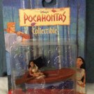 Pocahontas figure collectible