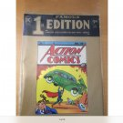 Action comics 1.  1st edition golden treasury