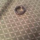 Steel link ring