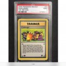 Psa graded pokemon card