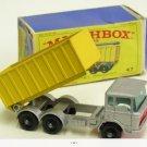 Vintage Matchbox lesney car. Still in box.