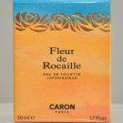 Caron Fleur de Rocaille  Eau de Toilette Edt Vapo 50Ml 1.7 Fl. Oz. Rare Vintage Old 1993