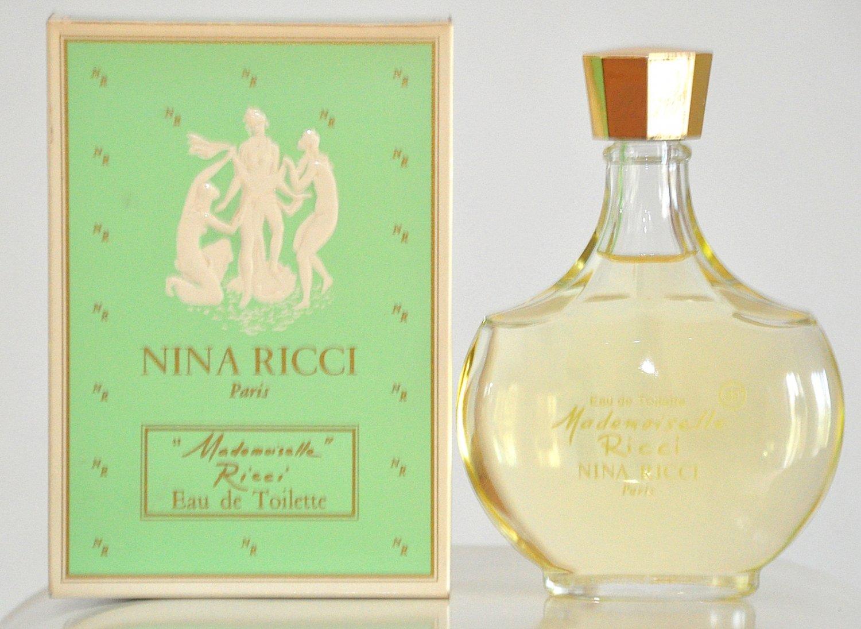 Nina Ricci Mademoiselle Eau de Toilette Edt 100Ml 3.4 Fl. Oz. Perfume Woman Rare Vintage Old  1967