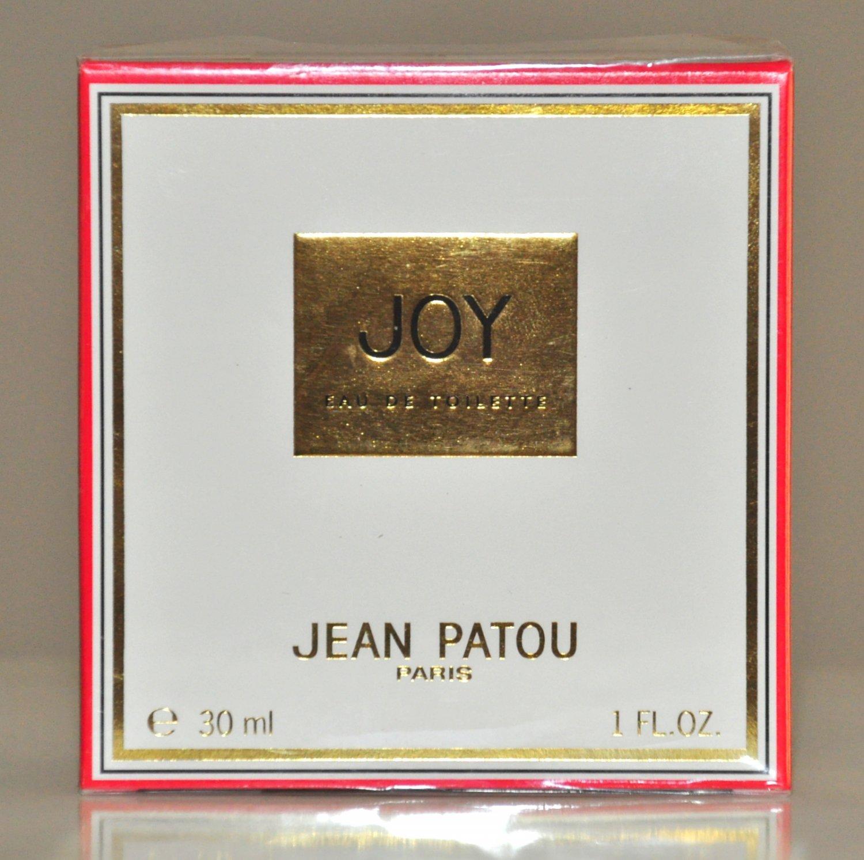 Jean Patou Joy Eau de Toilette for woman Edt 30Ml 1 Fl. Oz. Perfume Rare Vintage 1991