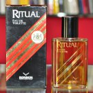Ronson Ritual Eau De Toilette Edt 100ML 3.4 Fl. Oz. Man Super Rare Vintage Old 1980
