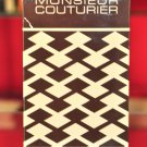 Jean Couturier Monsieur Eau De Toilette Edt 240ML 8 Fl. Oz. Man Rare Vintage New 1976