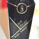 Sergio Soldano Atelier Noir Parfum De Toilette 25ML 0.85 Fl. Oz. Perfume Woman Vintage Rare Old 1988