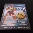 Billy's Bootcamp Elite Mission One Get Started (DVD, 2006)