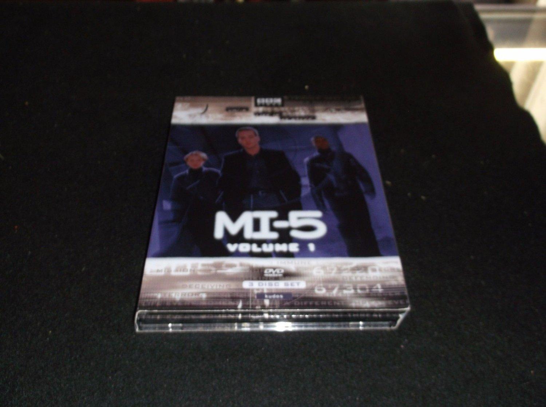 MI-5: Volume 1 (DVD, 2004, 3-Disc Set)
