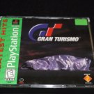 Gran Turismo (Sony PlayStation 1, 1998) COMPLETE Greatest Hits Green Label WORKS
