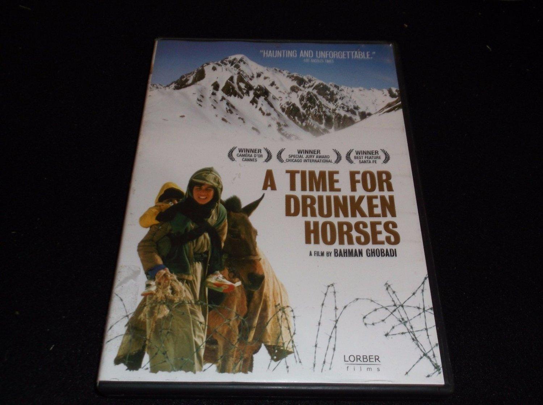 A Time for Drunken Horses (DVD, 2011)