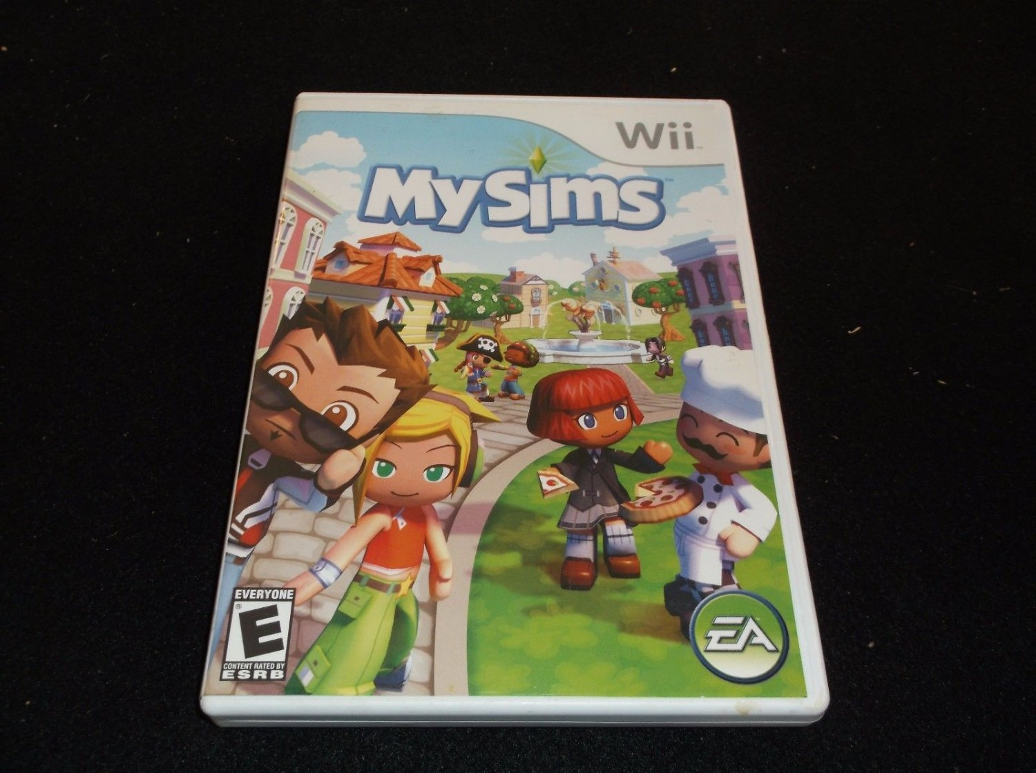 PLANET 51 THE GAME WII USED