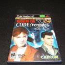 Resident Evil -- CODE: Veronica X Greatest Hits (Sony PlayStation 2, 2002)CIB