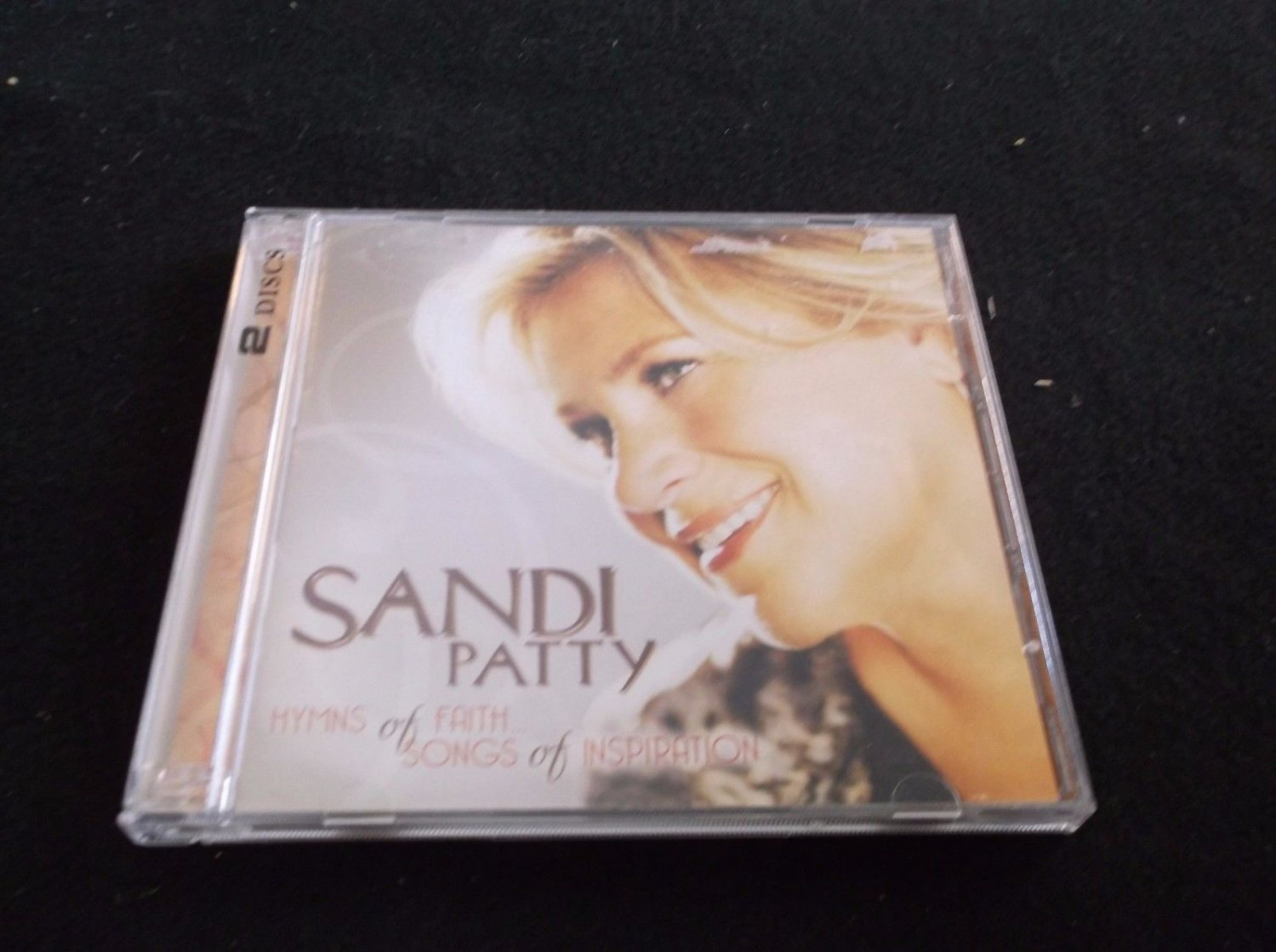 Hymns of Faith: Songs of Inspiration by Sandi Patty (CD, Sep-2004, 2 Discs, Time