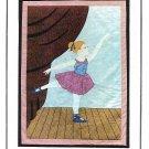 Ballerina Quilt Pattern by TMAC Designs Inc