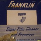 Franklin Super Film Cleaner and Preserver