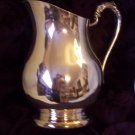 Stunning Silverplated Pitcher