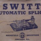 Vintage Switt Automatic Splicer
