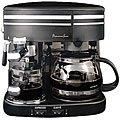 PRO SERIES COFFEEMAKER MAKES ESPRESSO CAPPACCINO