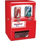Koolatron Red Vending Refrigerator