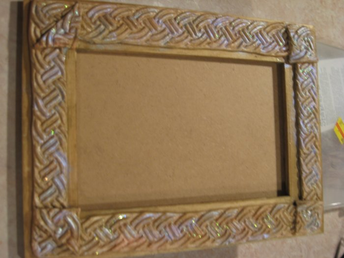 Celt Picture Frame