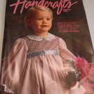 "Country HandCrafts, ""Fashion 1985""/PATTERNS/Crochet/Knitting/CrossStitch/Sewing/Soaps/Quilts"