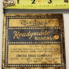 Prior BAND-AIDS, were Adhesive Bandages, here's UDC's 'Readymade' Bandage First Aid Tin, 1920's