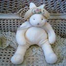 HALLMARK ADORABLE COUNTRY EASTER BUNNY WITH HAT ***SO CUTE***