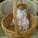 """HUGE EASTER BASKET 26"""" TALL WITH HANDLE ***GREAT EASTER GIFT OR EASTER DECOR!***"""