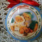 CHERISHED TEDDIES OUR FIRST CHRISTMAS CHRISTMAS ORNAMENT ***NEW***