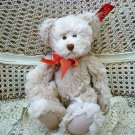 "RUSS BERRIE ALANNA 14"" BEARS FROM THE PAST COLLECTION **SO CUTE*** NEW"