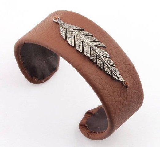 Leather Adjustable Bracelet
