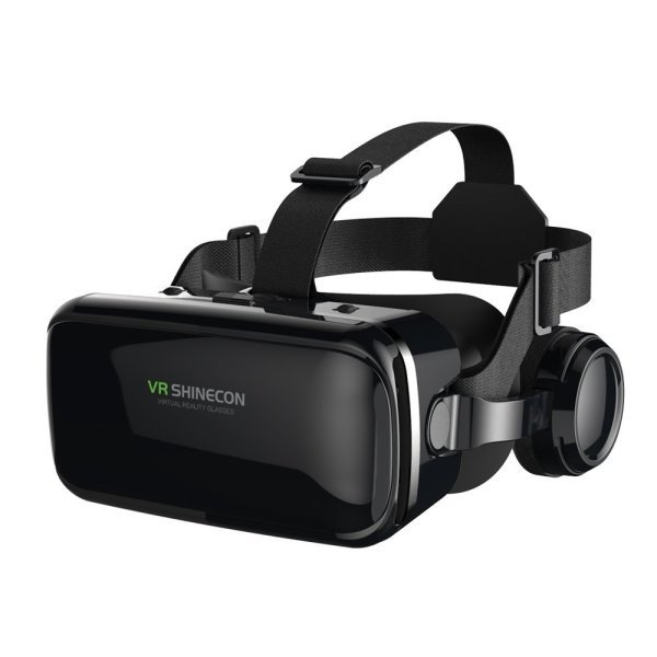 Buy VR headset with headphone at Best Price