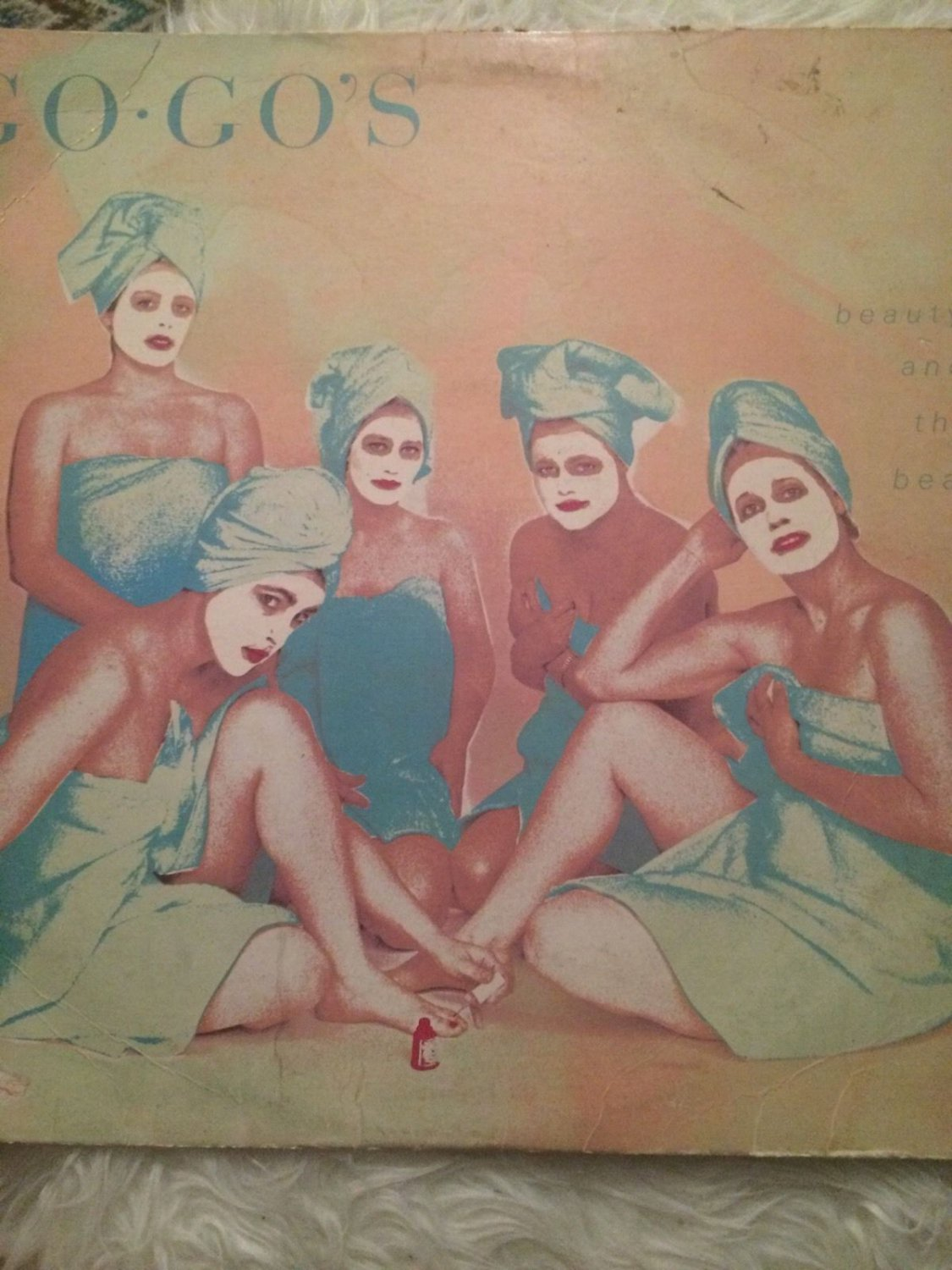 GOGO'S, THE - Beauty And The Beat (Vinyl LP)