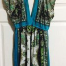 Dress-bailey blue