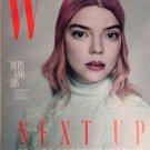New! W Magazine DANA DEHAAN ANYA TAYLOR JOY April 2017 Dual Sided Spring Fashion