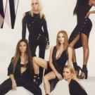 Jennifer Lopez ,Jessica Chastain  Kate Moss, Donatello W MAGAZINE MARCH 2017 NEW