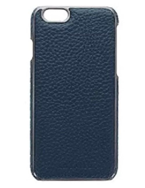 ADOPTED LEATHER WRAP FOR IPHONE 6 6S APH13115 NAVY GUNMETAL BRAND NEW NIB