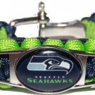 Seattle Seahawks Paracord Bracelet