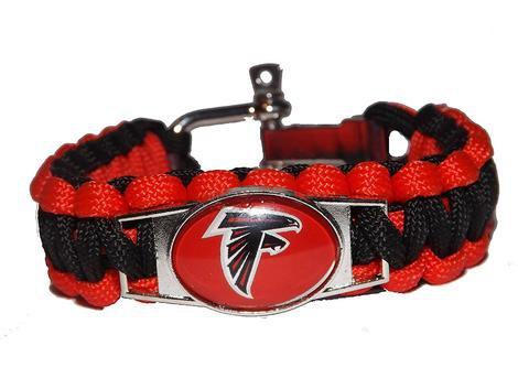 Atlanta Falcons Paracord Bracelet