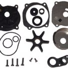 Water Pump Kit for Johnson Evinrude V4 V6 V8 for Some 85 to 235 HP Replaces 5001594 5001595 (TM3392)