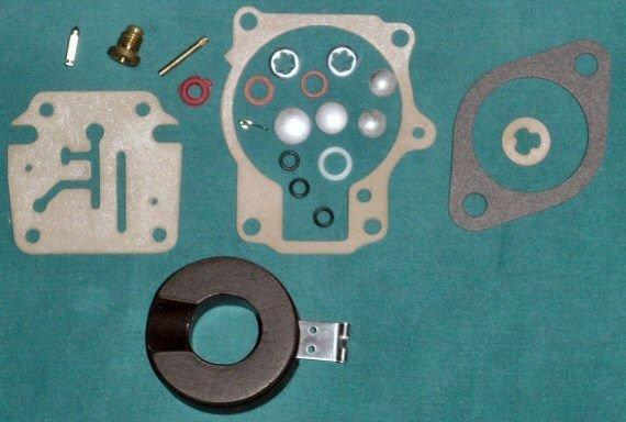 Carburetor Repair Kit for Johnson Evinrude 18-75 HP replaces part number 396701 (TM7222)